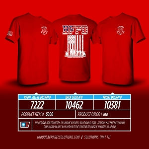RED FRIDAY T'S