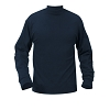 Interlock Mock Turtleneck