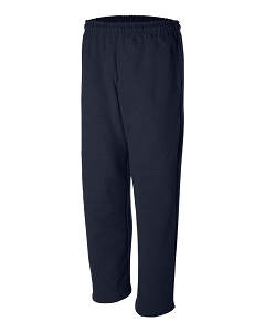 Gildan - Dryblend  Open Bottom Pocketed Sweatpants