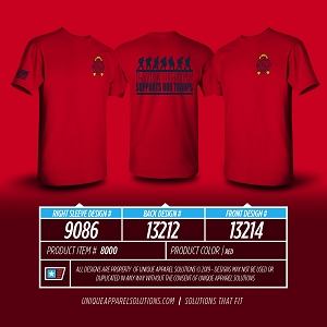 RED FRIDAY - Short Sleeve T-Shirt