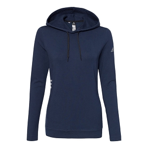 Adidas - Women's Lightweight Hooded Sweatshirt