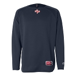 Rawlings - Long Sleeve Flatback Mesh Fleece Pullover