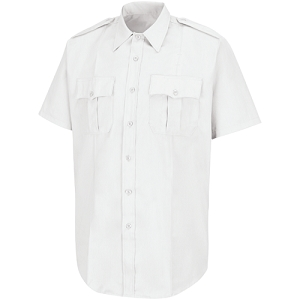 S/S POLY/COTTON CLASS B SHIRT - CHIEF/DC/CAPT