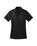 Silk Touch™ 100% Polyester Ladies Performance Polo