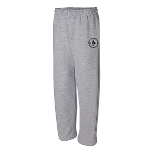 Gildan - DryBlend Open Bottom Pocketed Sweatpants - Embroidered