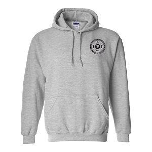 Gildan - Heavy Blend Hooded Sweatshirt - Embroidered