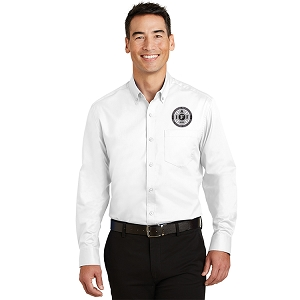 Port Authority SuperPro Twill Shirt - Embroidered