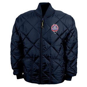 The Bravest Quilted Jacket