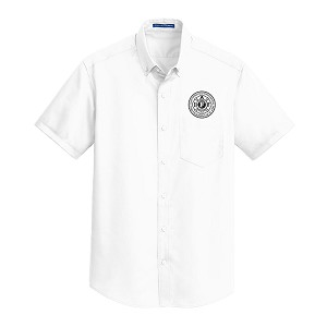 Port Authority | Short Sleeve SuperPro Twill Shirt - Embroidered
